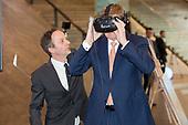 Koning Willem-Alex aanwezig bij 100 jaar luchtvaart in Nederland