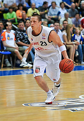 09.06.2010, Ballsporthalle, Frankfurt, GER, 1.BBL - Play Off Finale, Deutsche Bank Skyliners vs Brose Baskets Bamberg, im Bild Casey Jacobsen (Bamberg #23), EXPA Pictures © 2010, PhotoCredit: EXPA/ nph/  Roth / SPORTIDA PHOTO AGENCY