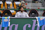 DESCRIZIONE : Campionato 2014/15 Dinamo Banco di Sardegna Sassari - Vanoli Cremona<br /> GIOCATORE : Vitali<br /> CATEGORIA : Before<br /> SQUADRA : Vanoli Cremona<br /> EVENTO : LegaBasket Serie A Beko 2014/2015<br /> GARA : Banco di Sardegna Sassari - Vanoli Cremona<br /> DATA : 10/01/2015<br /> SPORT : Pallacanestro <br /> AUTORE : Agenzia Ciamillo-Castoria / Claudio Atzori<br /> Galleria : LegaBasket Serie A Beko 2014/2015<br /> Fotonotizia : DESCRIZIONE : Campionato 2014/15 Dinamo Banco di Sardegna Sassari - Vanoli Cremona<br /> <br /> Predefinita :