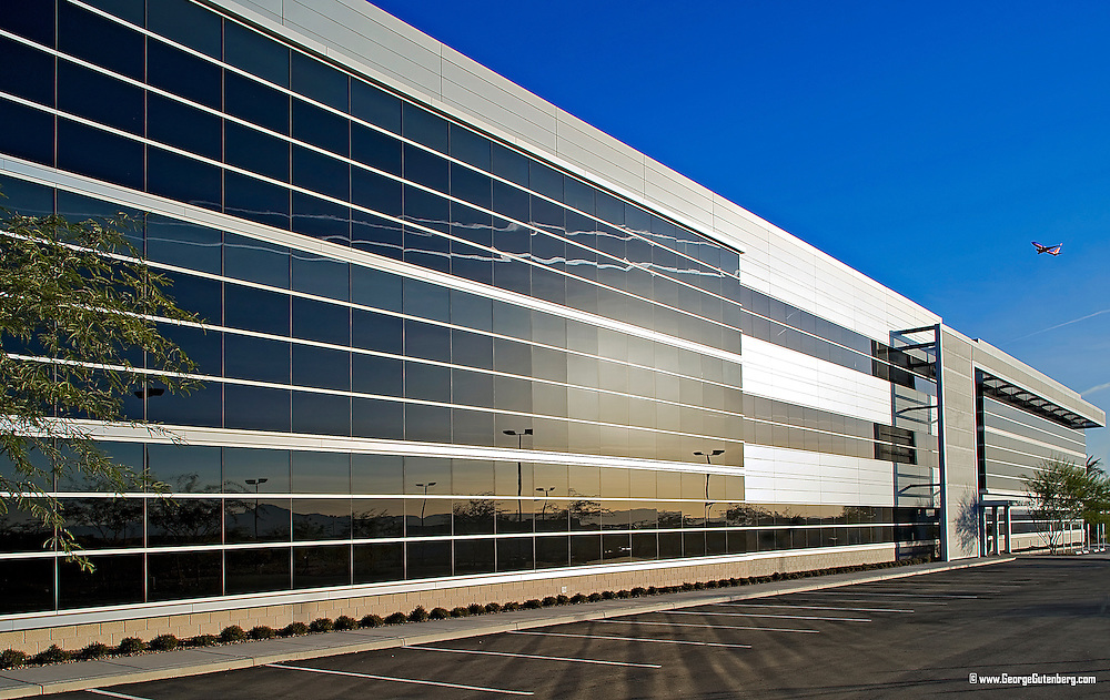 commercial architecture photograph by George Gutenberg Architectural Photography