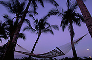 Moonrise, Hawaii, USA<br />