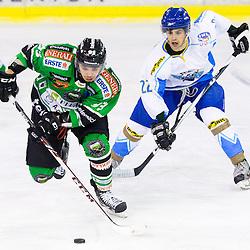 20140327: SLO, Ice Hockey - National Championship, Semifinals, HDD Telemach Olimpija vs HK Triglav