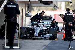 February 21, 2019 - Barcelona, Spain - Motorsports: FIA Formula One World Championship 2019, Test in Barcelona, , #77 Valtteri Bottas (FIN, Mercedes AMG Petronas) (Credit Image: © Hoch Zwei via ZUMA Wire)