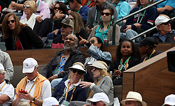 INDIAN WELLS, CA - MARCH 10:  Mike Tyson on Day 10 of the BNP Paribas Open at the Indian Wells Tennis Garden on March 10 2019 in Indian Wells, California...People:  Mike Tyson (Credit Image: © SMG via ZUMA Wire)