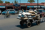 ...donkey carts