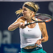 August 23, 2016, New Haven, Connecticut: <br /> Elina Svitolina of Ukraine in action during Day 5 of the 2016 Connecticut Open at the Yale University Tennis Center on Tuesday, August  23, 2016 in New Haven, Connecticut. <br /> (Photo by Billie Weiss/Connecticut Open)