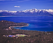 Lake Tahoe Scenic Zeyphr Cove