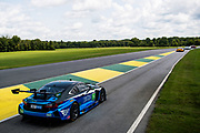 August 17-19 2018: IMSA Weathertech Michelin GT Challenge at VIR. 14 3GT Racing, Lexus RCF GT3, Dominik Baumann, Kyle Marcelli