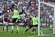 210816 West Ham v AFC Bournemouth