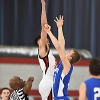 Men's Basketball: Illinois Tech vs. Moody Bible Institute Archers at Keating Sports Center in Chicago, IL on 1/27/2018