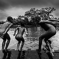 Where: Papua New Guinea. <br />