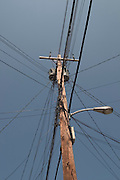 Telephone Wires, Annapolis