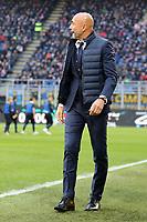 Luciano Spalletti allenatore dell' Inter