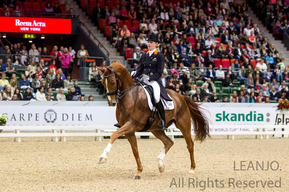 Marlies van Baalen - BMC Miciano<br /> Reem Acra FEI World Cup Final 2013<br /> &copy; DigiShots