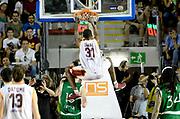 DESCRIZIONE : Roma Lega A 2012-13 Acea Virtus Roma Montepaschi Siena Finale Gara 6<br /> GIOCATORE : Gani Lawal<br /> CATEGORIA : controcampo sequenza schiacciata <br /> SQUADRA : Acea Virtus Roma<br /> EVENTO : Campionato Lega A 2012-2013 Play Off Finale Gara 6<br /> GARA : Acea Virtus Roma Montepaschi Siena Finale Gara 6<br /> DATA : 19/06/2013<br /> SPORT : Pallacanestro <br /> AUTORE : Agenzia Ciamillo-Castoria/N. Dalla Mura<br /> Galleria : Lega Basket A 2012-2013 <br /> Fotonotizia : Roma Lega A 2012-13 Acea Virtus Roma Montepaschi Siena Finale Gara 6