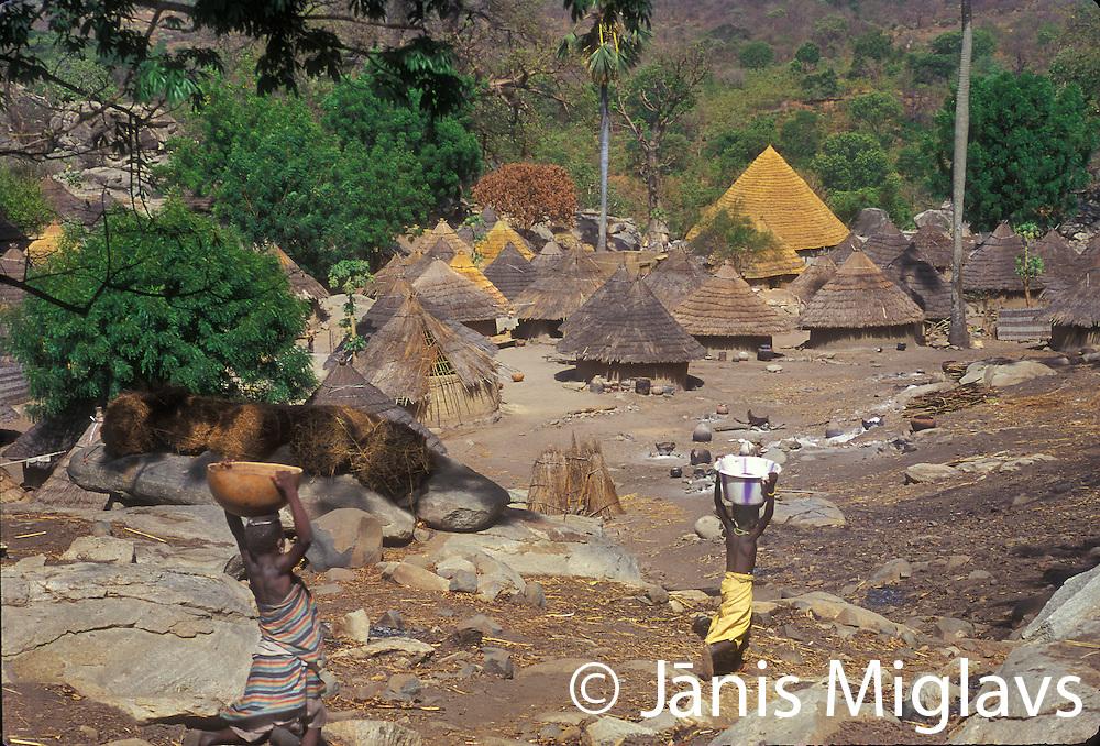 Bedik tribe,  Senegal, sub Saharan Africa; West Africa, Africa,.