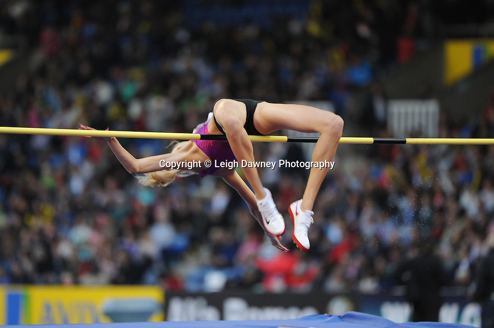 Photo coverage of The Aviva Grand Prix World Athletics at Crystal Palace UK on 13th August 2010. © Photo credit: Leigh Dawney