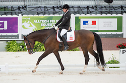 Bernd Brugger, (AUT), Denigo - Team Competition Grade III Para Dressage - Alltech FEI World Equestrian Games™ 2014 - Normandy, France.<br /> © Hippo Foto Team - Jon Stroud <br /> 25/06/14