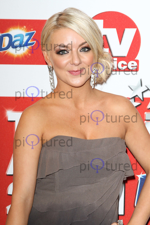 Sheridan Smith TVChoice Awards, Savoy Hotel, London, UK. 13 September 2011 Contact: Rich@Piqtured.com +44(0)7941 079620 (Picture by Richard Goldschmidt)