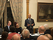 LEON MCKENZIE, Ann Coffey MP hosts a reception and panel debate  on behalf of Harry's Grooming to launch the Masculinity Report. Houses of Parliament. 16 November 2017.