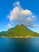 Bora Bora, Society Islands, French Polynesia; South Pacific