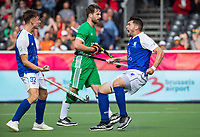 ANTWERP - BELFIUS EUROHOCKEY Championship. men  Ireland-Scotland (3-3). Kenny Bain (Sco) scored and celebrates the goal.  . left Callum Mackenzie (Sco)  WSP/ KOEN SUYK