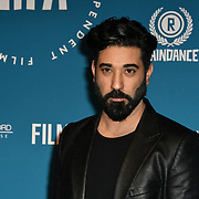 Ray Panthaki Arrivers at The 21st British Independent Film Awards at 1 Old Billingsgate Walk on 21 December 2018, London, UK.