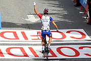 Thibaut Pinot (FRA - Groupama - FDJ) during the 73th Edition of the 2018 Tour of Spain, Vuelta Espana 2018, 19th stage Lleida - Andorra 154,4 km on September 14, 2018 in Spain - Photo Luca Bettini / BettiniPhoto / ProSportsImages / DPPI