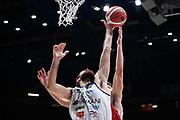 Zerini Andrea<br /> A X Armani Exchange Olimpia Milano - Germani Basket Brescia<br /> Basket Serie A LBA 2019/2020<br /> MIlano 29 September 2019<br /> Foto Mattia Ozbot / Ciamillo-Castoria