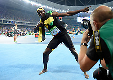 20160814 Rio 2016 Olympics - Atletik 100 m finale