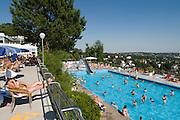 Opelbad auf dem Neroberg, Wiesbaden, Hessen, Deutschland | Opel Bath on Neroberg Wiesbaden, Hesse, Germany