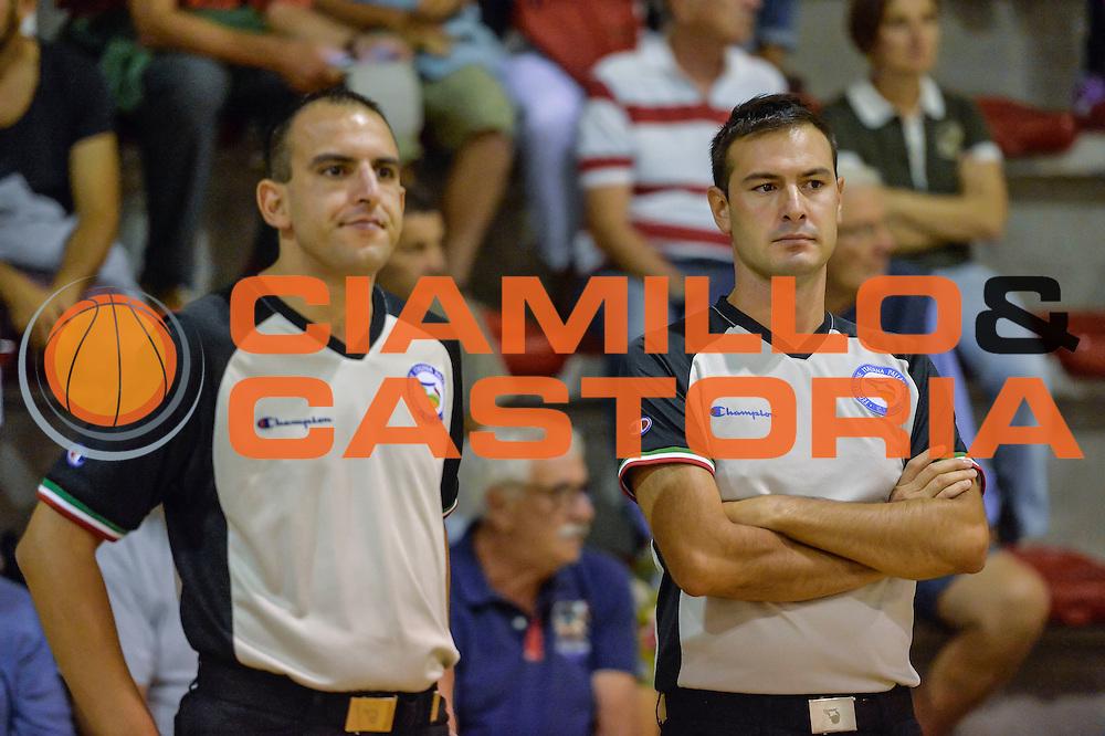 Marco Rudellat, Marcello Callea<br /> Banco di Sardegna Dinamo Sassari - Sidigas Scandone Avellino<br /> Precampionato 2016/2017<br /> Padru 07/09/2016<br /> Foto Ciamillo-Castoria