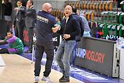 DESCRIZIONE : Eurolega Euroleague 2015/16 Group D Dinamo Banco di Sardegna Sassari - Unicaja Malaga<br /> GIOCATORE : Stefano Sardara Matteo Boccolini<br /> CATEGORIA : Fair Play Before Pregame Ritratto<br /> SQUADRA : Dinamo Banco di Sardegna Sassari<br /> EVENTO : Eurolega Euroleague 2015/2016<br /> GARA : Dinamo Banco di Sardegna Sassari - Unicaja Malaga<br /> DATA : 10/12/2015<br /> SPORT : Pallacanestro <br /> AUTORE : Agenzia Ciamillo-Castoria/C.AtzoriAUTORE : Agenzia Ciamillo-Castoria/C.Atzori