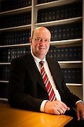 Portrait of Phil O'Reilly, Head of Business New Zealand at their Wellington offices. Wednesday 4 July, 2012..Photo by Mark Tantrum | www.marktantrum.com