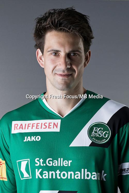 10.07.2013; St.Gallen; Fussball Super League - Portrait FC St.Gallen; <br />Marco Mathys (HO/freshfocus)