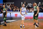 Michele Vitali<br /> Germani Basket Brescia Leonessa - Sidigas Scandone Avellino<br /> Lega Basket Serie A 2016/2017<br /> Montichiari, 26/02/2017<br /> Foto M.Ceretti / Ciamillo - Castoria