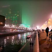 December 13, 2016 - 18:12<br /> The Netherlands, Amsterdam - Piet Heinkade