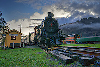 Oregon Coast Scenic Railroad, Garibaldi Station