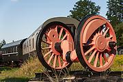 Eisenbahnmuseum des Thüringer Eisenbahnverein e.V., Weimar, Thüringen, Deutschland | railway museum, Weimar, Thuringia, Germany