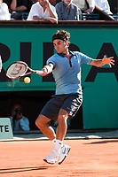 Paris,France ROGER FEDERER in grand slam french international tennis open of roland garros 2009 from may 22 to 5 th june