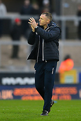 Bristol Rovers manager Graham Coughlan - Mandatory by-line: Dougie Allward/JMP - 02/03/2019 - FOOTBALL - Memorial Stadium - Bristol, England - Bristol Rovers v Blackpool - Sky Bet League One