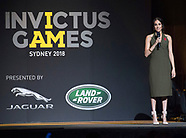 Meghan Markle Addresses Invictus Sydney 2018