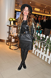 ALICE TEMPERLEY at the launch of the new John Lewis Beauty Hall, John Lewis, Oxford Street, London on 8th May 2012.