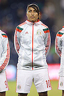 16 October 2014: Sandra Stephany Mayor (MEX). The Mexico Women's National Team played the Costa Rica Women's National Team at Sporting Park in Kansas City, Kansas in a 2014 CONCACAF Women's Championship Group B game, which serves as a qualifying tournament for the 2015 FIFA Women's World Cup in Canada. Costa Rica won the game 1-0.