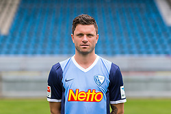 07.07.2015, Rewirpower Stadion, Bochum, GER, 2. FBL, VfL Bochum, Fototermin, im Bild Tim Hoogland (Bochum) // during the official Team and Portrait Photoshoot of German 2nd Bundesliga Club VfL Bochum at the Rewirpower Stadion in Bochum, Germany on 2015/07/07. EXPA Pictures &copy; 2015, PhotoCredit: EXPA/ Eibner-Pressefoto/ Hommes<br /> <br /> *****ATTENTION - OUT of GER*****