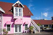 On The Boardwalk Ice Cream And Frozen Yogurt Shop At Shoreline Village