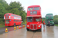 ImberBus Classic bus service across Salisbury Plain