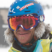 Nils Lauper, Switzerland, during the Freeski Halfpipe event at the Winter Games at Cardrona, Wanaka, New Zealand. 17th August 2011. Photo Tim Clayton...