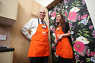 Vince Cable at B&Q