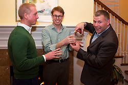 Rena Wiseman threw a 60th and 30th Birthday bash for her husband and son, , Saturday, Dec. 07, 2013 at Wiseman Manor in Lexington.